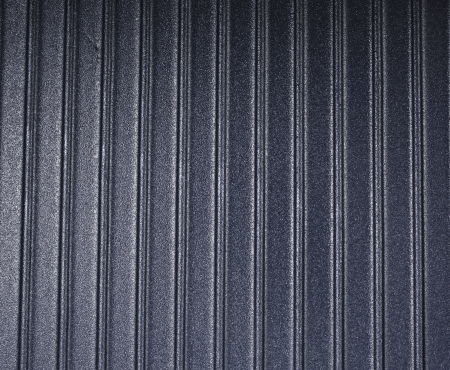 griddle: corrugated surface metal texture backdrop