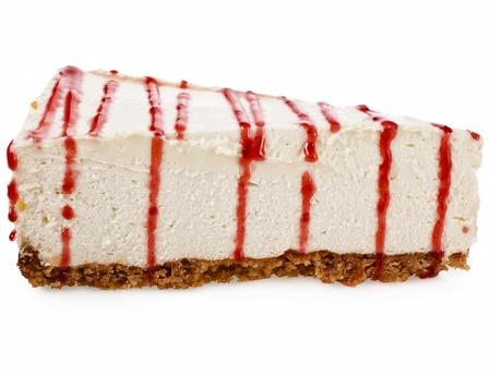 souffle: Souffle cake isolated on white background
