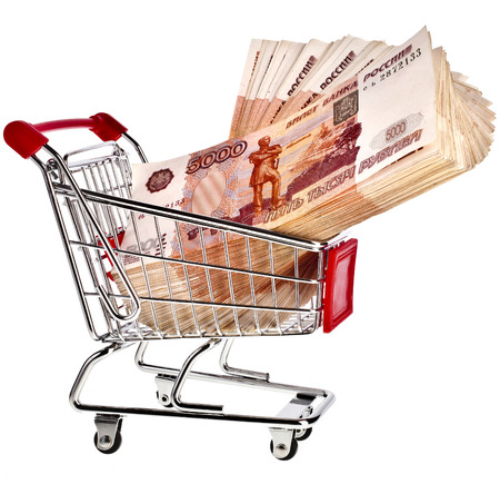 http://us.123rf.com/450wm/madllen/madllen1406/madllen140600963/29515630-shopping-basket-cart-full-one-million-russian-rubles--isolated-on-white-background.jpg