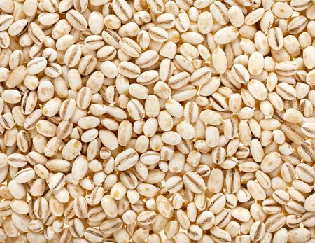 pearl barley: Pearl Barley Surface Texture Background