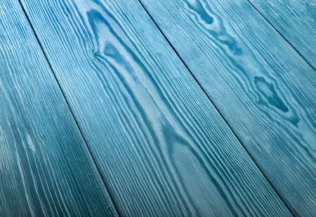 Blue wood texture close up photo