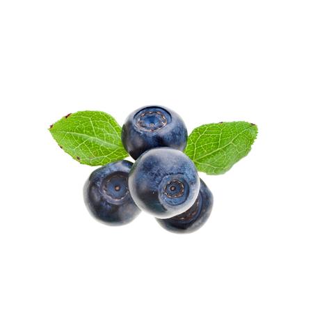 Fresh blueberry close up
