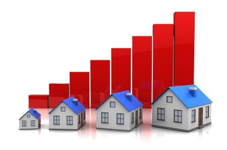 valor: El crecimiento en el sector inmobiliario se muestra en el gr�fico