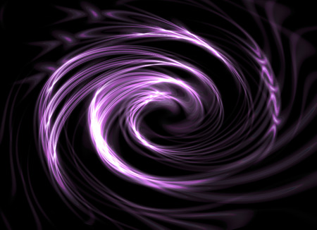 abstact: abstact background with pink and white luminous swirl Stock Photo