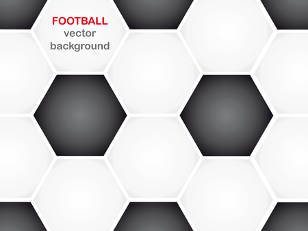 copyspace: football texture background with copy-space