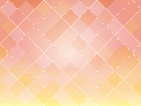 vibrant vector backround, multicolored geometric shape design Illustration