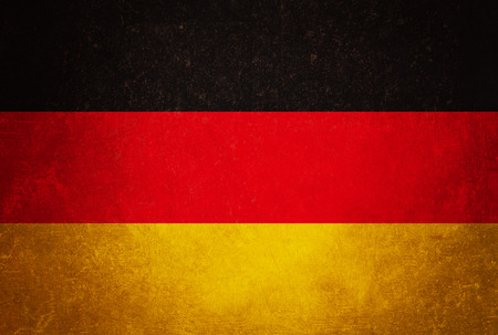 german flag, grunge texture background with scratches