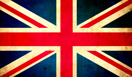 great britain flag grunge texture