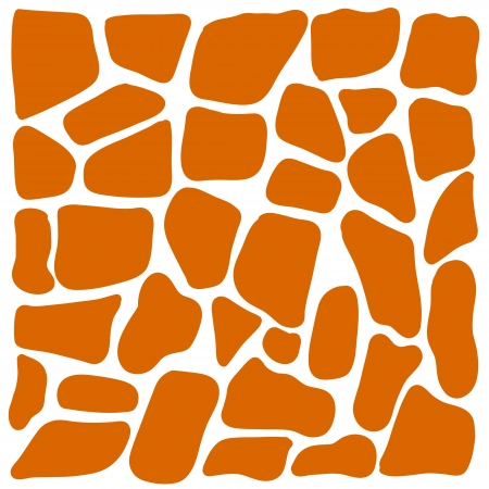 Giraffe pattern texture background