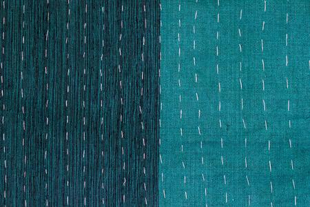 blue background texture: thai silk fabric texture