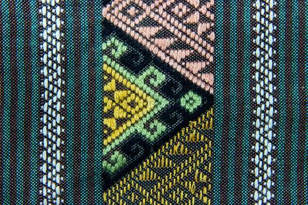 batik: thai fabric texture