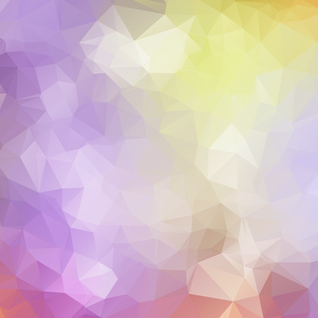 polygonal: abstract polygonal mosaic backgrounds