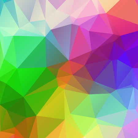 mosaic background: abstract polygonal mosaic background