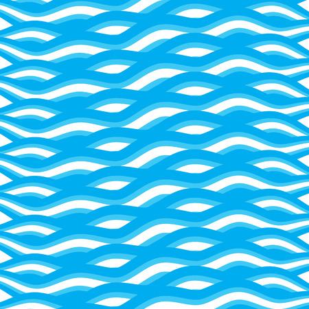 vague ocean: seamless vague japonaise seigaiha oc�an traditionnel