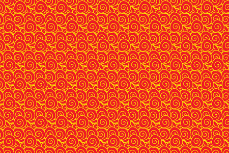 snake calligraphy: chinese new year background
