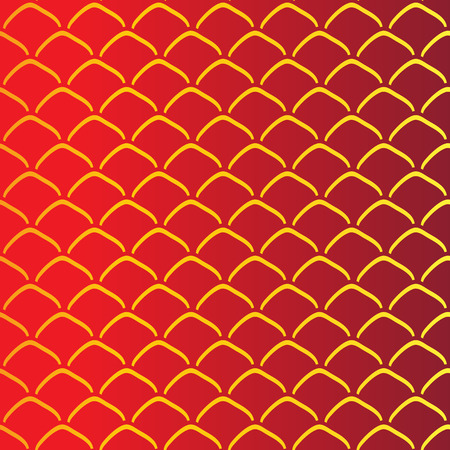 traditional pattern: seamless Traditional japanese seigaiha pattern Illustration