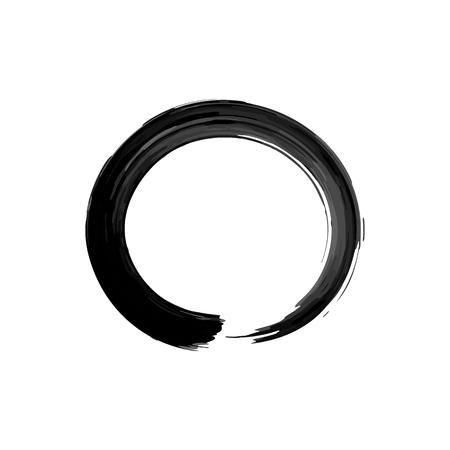 Cercle Zen Vecteurs