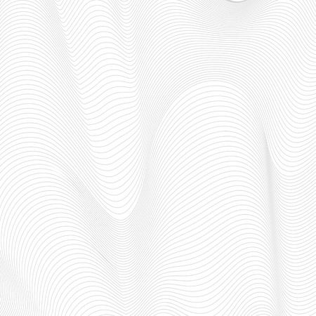 lines: abstract Wave lines background