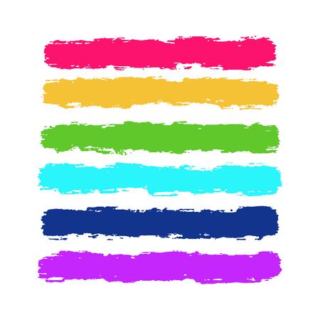 Vector grunge watercolor ink background