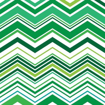 Multicolor zigzag stripe seamless pattern background