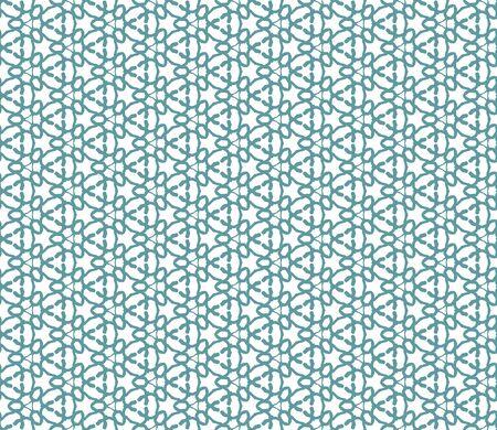 seamless line patterns. green color geometric backgrounds Çizim