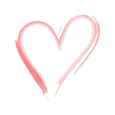 heart shape design for love symbols. valentines day