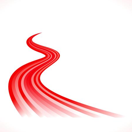 곡선: , 중국어, 터키, 튀니지, 홍콩 깃발을 흔들며 추상