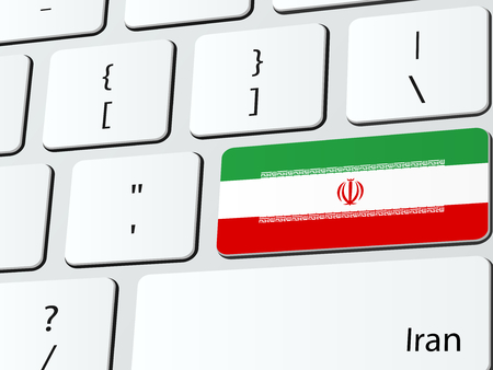 iranian: Iranian flag computer icon keyboard