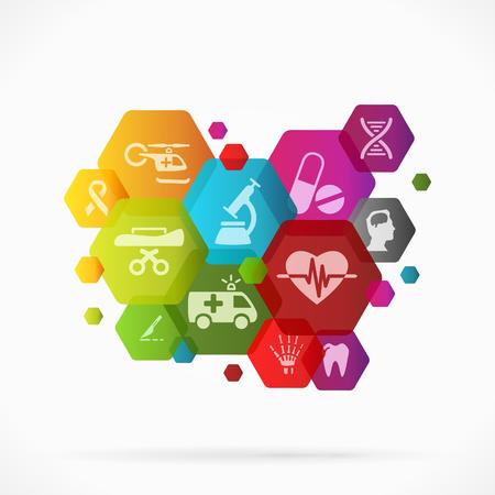 Health care Vector