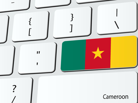 cameroonian: Cameroonian flag