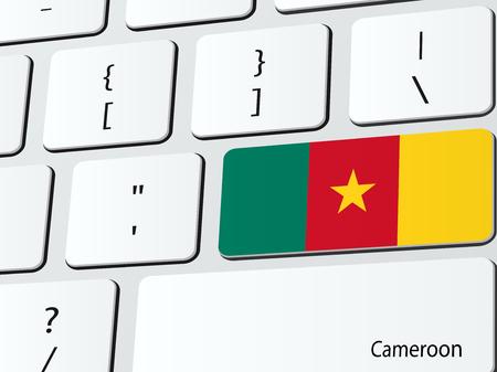 cameroonian: Cameroonian flag