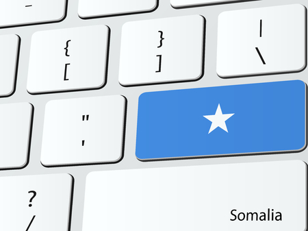 somali: Somali flag computer icon keyboard
