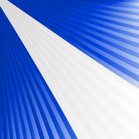 greek flag: Abstract waving blue white blue flag