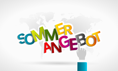 show off: German sommer angebot around the world