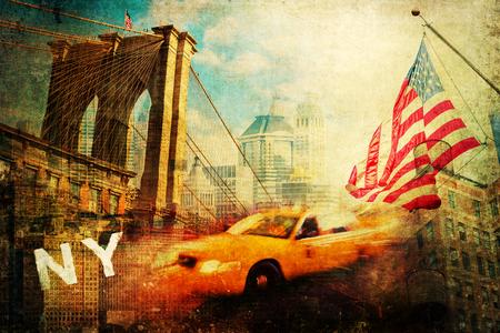 composing: composing with NYC symbols