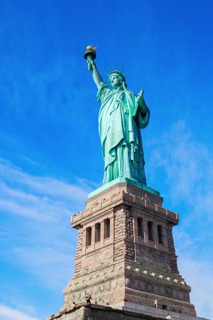 statue: Liberty Statue in New York City
