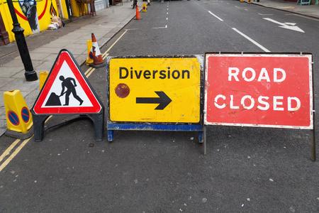 inhibition: Road Barrier