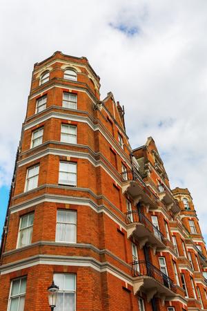 kensington: picture of old buildings in Kensington, UK