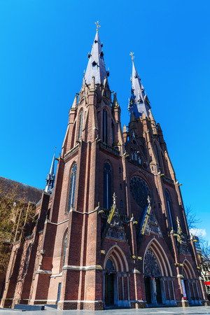 picture of the Sint-Catharinakerk in Eindhoven, The Netherlands