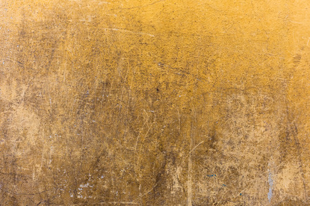 background texture from old plaster of a house wall in Italy