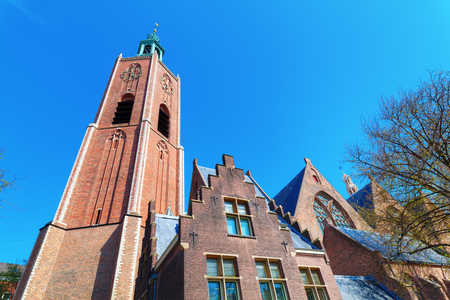 picture of the Grote of Sint-Jacobskerk in The Hague, Netherlands