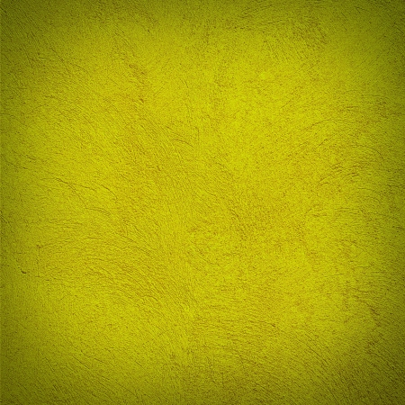 Yellow wall background or texture Stock Photo - 16121026