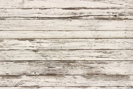weathered: The white wood texture with natural patterns background