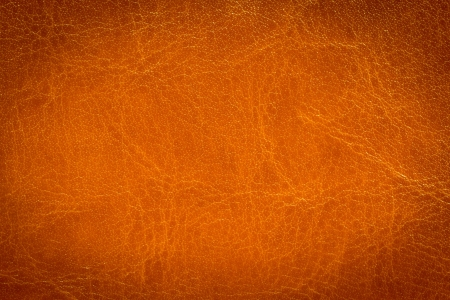 Pattern of brown leather surface