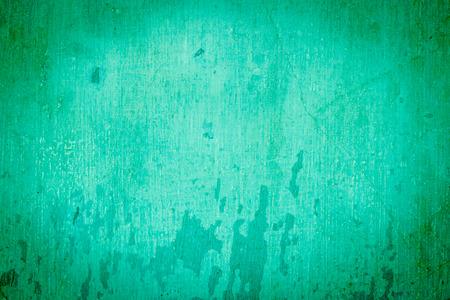 fondo verde abstracto: Antiguo fondo de pared de estuco o la textura