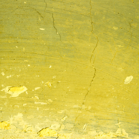 exposed concrete: Yellow exposed concrete wall texture