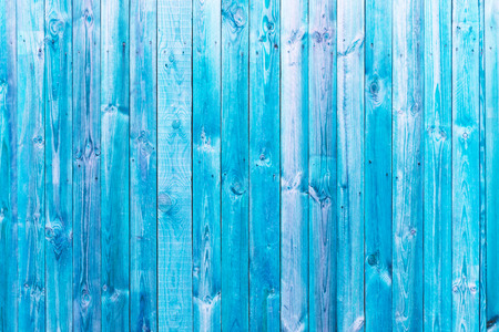 The blue wood texture with natural patterns Standard-Bild