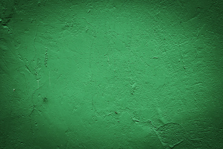 stucco: Green stucco wall background or texture Stock Photo