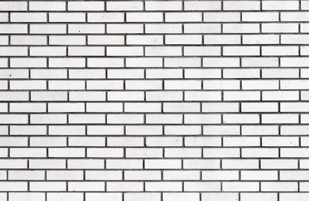 white brick: Background texture of a old white brick wall