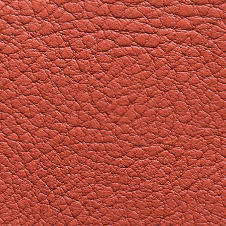 red leather texture: Red leather texture or background